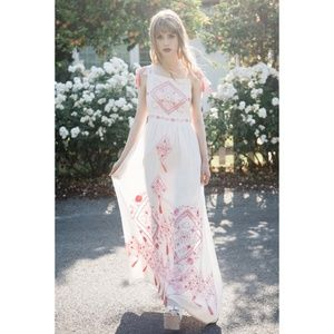 Love On Time Maxi Dress